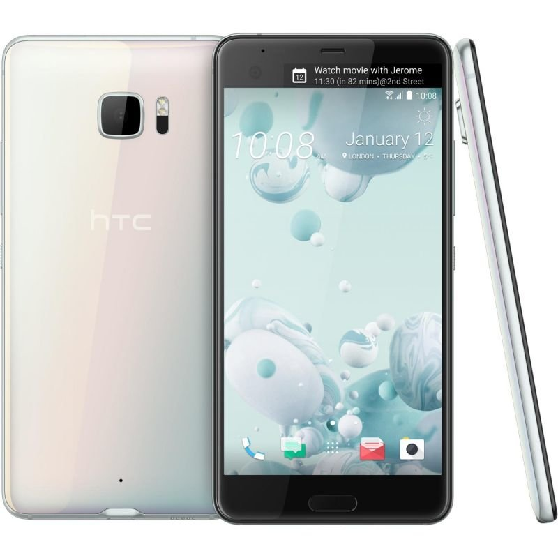 htc u ultra 64gb ice white preis ohne vertrag im check24. Black Bedroom Furniture Sets. Home Design Ideas