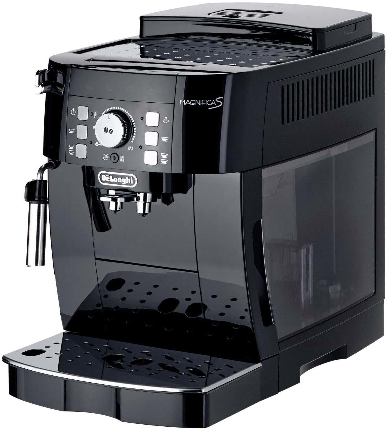 test kaffeevollautomaten delonghi von check24. Black Bedroom Furniture Sets. Home Design Ideas