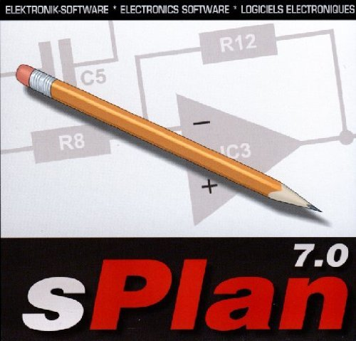 Conrad Software Schaltplaneditor SPlan 7.0 (PC)