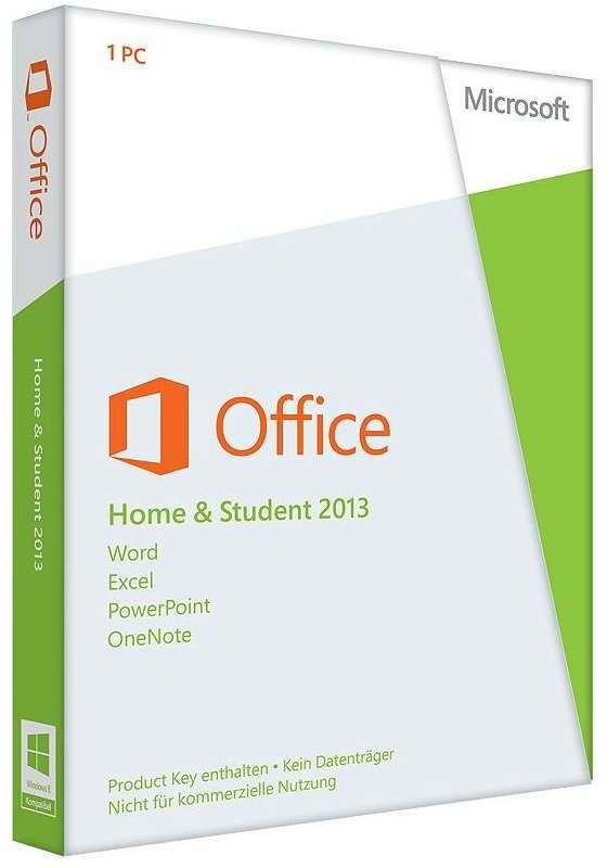 microsoft office 2013 home and student pkc pc mac. Black Bedroom Furniture Sets. Home Design Ideas