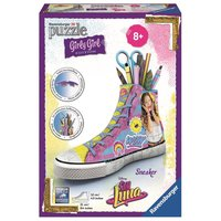Ravensburger - 3D Puzzles - Girly Girl Edition - Sneaker Soy Luna, 108 Teile