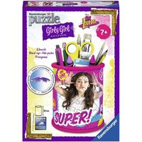 Ravensburger - 3D Puzzles - Girly Girl Edition - Utensilo - Soy Luna, 54 Teile