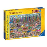 Ravensburger - Nothing is as pretty as a Rizzi City, 5000 Teile