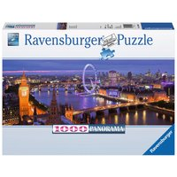 Ravensburger - Panoramapuzzle - London bei Nacht, 1000 Teile