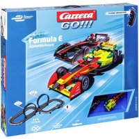Carrera GO!!! - Formula E #Drive The Future