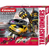 Carrera GO!!! - Transformers Lockdown Challenge (62334)