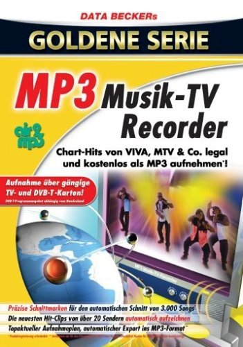 Data Becker MP3 Musik-TV-Recorder (PC)