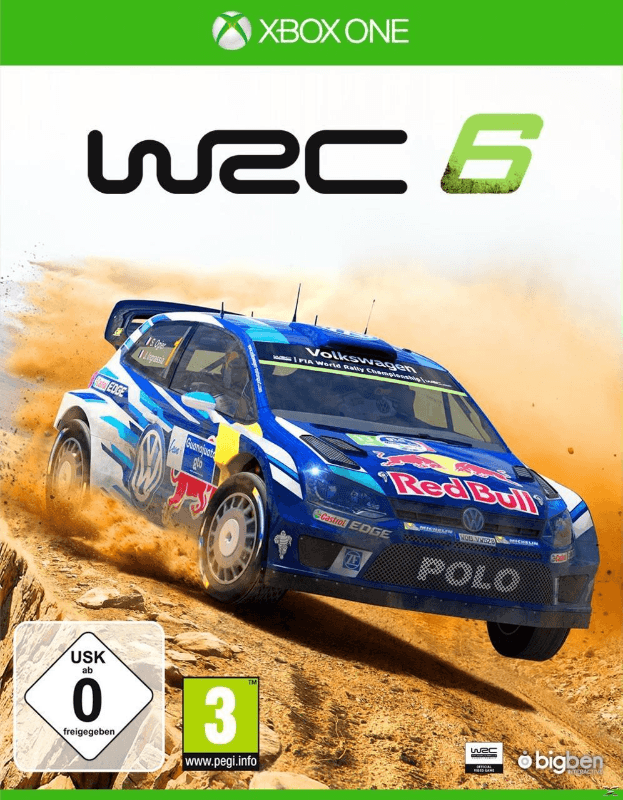 wrc 6 xbox one preisvergleich check24. Black Bedroom Furniture Sets. Home Design Ideas