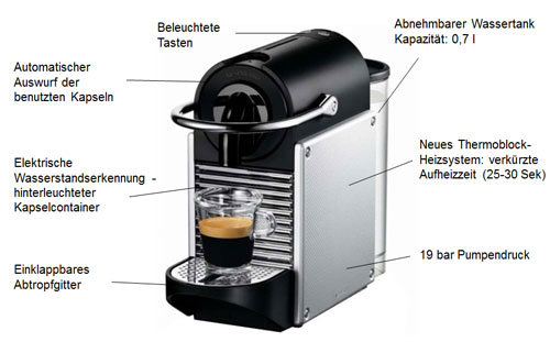 delonghi en 125 r nespresso pixie carmine red preisvergleich check24. Black Bedroom Furniture Sets. Home Design Ideas